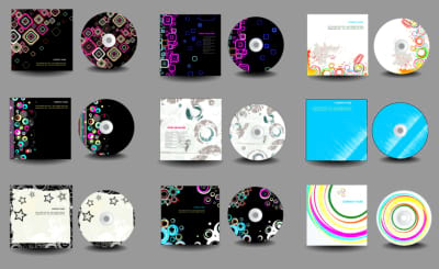 CD&DVD covers