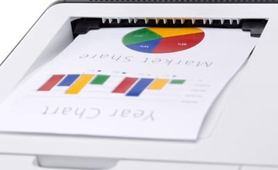 Color copies concept