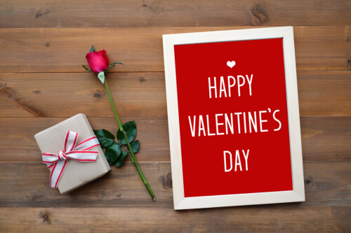 Customize Your Valentine's Gift